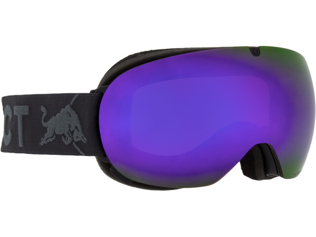 Red Bull SPECT Magnetron Ace Laskettelulasit, black/purple snow